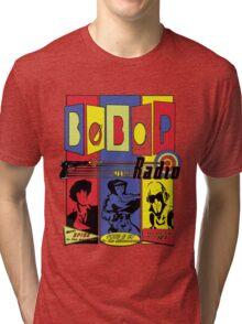 Radio Bebop Tri-blend T-Shirt