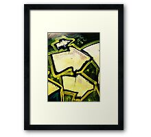 Heading East Framed Print