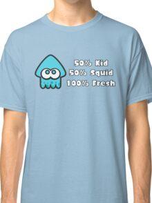 Splatoon Fresh Shirt (Turquoise) Classic T-Shirt
