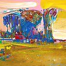 Sunset by Tigran Akopyan