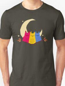 Pansexuowls Unisex T-Shirt