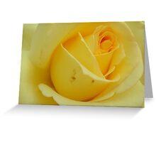 Innocent beauty Greeting Card