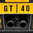 GT40 by Luke Griffin