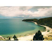 Isla del Sol III Photographic Print