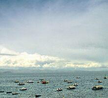 Foto-pintura Copacabana by Constanza Caiceo