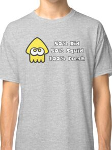 Splatoon Fresh Shirt (Yellow) Classic T-Shirt