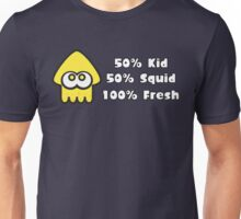 Splatoon Fresh Shirt (Yellow) Unisex T-Shirt