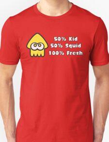 Splatoon Fresh Shirt (Yellow) T-Shirt