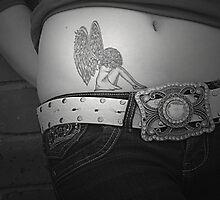 Hip Cherub by rosalie photography