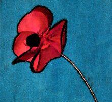Poppy by patjila