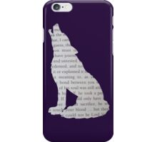 Dumbledore Wolf iPhone Case/Skin