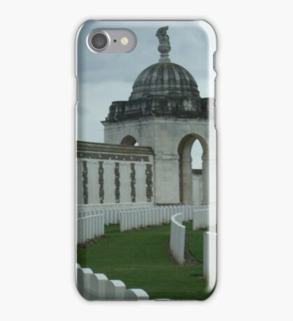 Memorial to the Missing iPhone Case/Skin