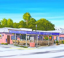 The Crabshack, Folly Beach by Matthew Campbell