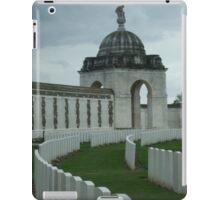 Memorial to the Missing iPad Case/Skin