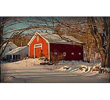 Fellows Farm #2 Photographic Print