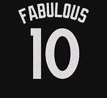 FABULOUS - 10 Womens Fitted T-Shirt
