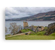 Urquhart Castle Canvas Print