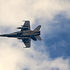 RAAF F-18 Fighter by Mark  Lucey