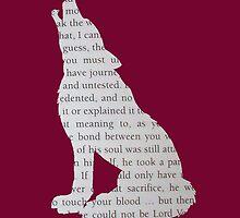 Hogwarts Wolf by LettuceLeaf