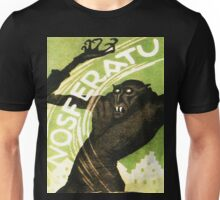 Nosferatu A Symphony Of Horrors Restored Film poster Unisex T-Shirt
