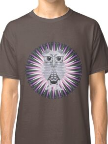 Silver Owl 3 Classic T-Shirt