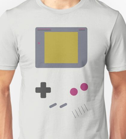 Game Boy shirt (Nintendo Inspired Print) Unisex T-Shirt