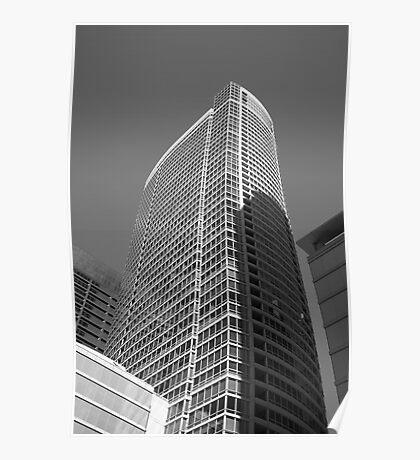Chicago Skyscraper Poster
