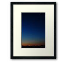 Star Light, Star Bright Framed Print