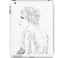 Luke Brooks (Janoskians) - Simple Lines iPad Case/Skin