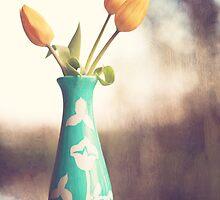 Vase Of Sunshine by kamieo