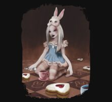 Rabbits Tea Party by Erica Rosario