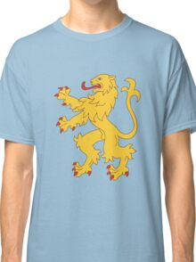 Sheldon's Apartment Flag (The Big Bang Theory) Classic T-Shirt
