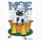 Moe's Bath by Laura J. Holman