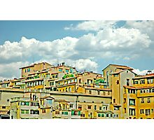 City Center Firenze Italy Photographic Print