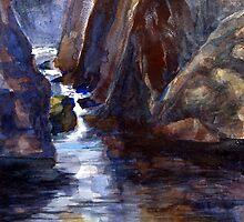 Fairy Glen by John Moore