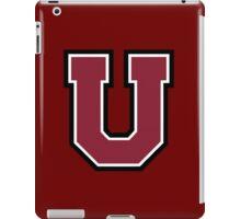 Union College U iPad Case/Skin