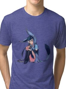 Glaceon x Weiss Tri-blend T-Shirt
