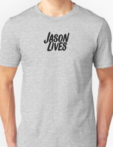 Jason Lives T-Shirt