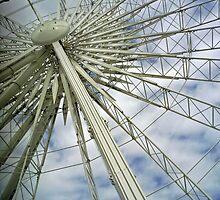 Sky wheel by Susan100