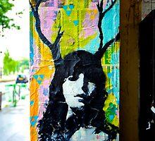 Antler Art - Paris by Reuben Reynoso