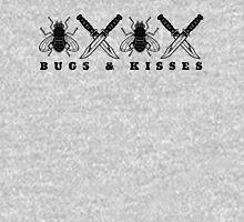Bugs & Kisses (Prints Black) T-Shirt