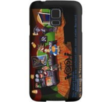 Maniac Mansion - Day of the Tentacle #01 Samsung Galaxy Case/Skin