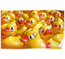 Rubber ducky you're the one  Poster
