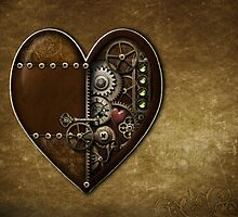 Steampunk Heart by Melanie Moor