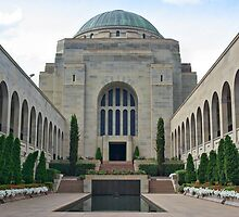 Australian War Memorial, Canberra by clearviewstock