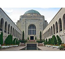 Australian War Memorial, Canberra Photographic Print