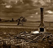 Huff and Puff - Dark and Stormy by clearviewstock