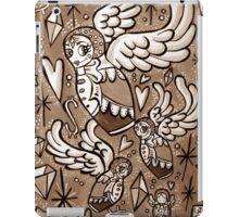 (Sepia) Wings of Desire iPad Case/Skin