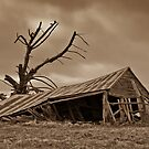 Given up the ghost by clearviewstock