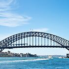Sydney Harbour Bridge, NSW, Australia by clearviewstock